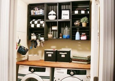 25 Small Laundry Room Ideas Home Stories A To Z Compact Laundry Room Ideas